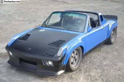 1970 Porsche 914-6 OUTLAW 289 HP $90K INVESTED