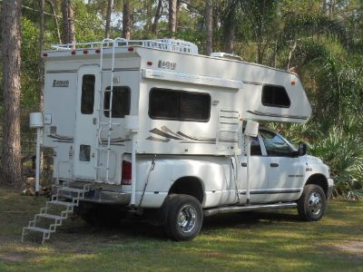 1999 Lance 810 LITE 8.6 LONG BED