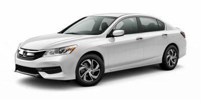 2016 Honda Accord LX (Gray)