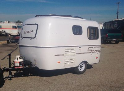 2016 Scamp 13' DELUXE