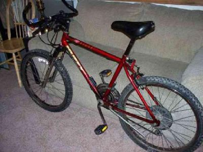 "$40 Huffy Tremor Mountain Bike 24"" Wheels (Richfield)"