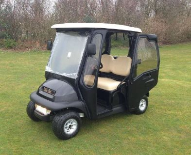2009 Club Car Precedent 48 Volt Electric Golf Cart
