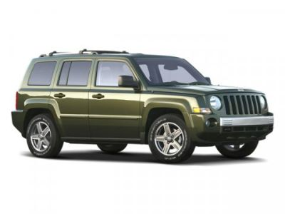 2008 Jeep Patriot Limited (Brilliant Blk Crystal Pearl)
