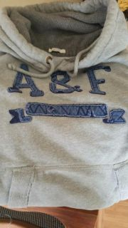 Abercrombie and Finch hooded sweatshirt