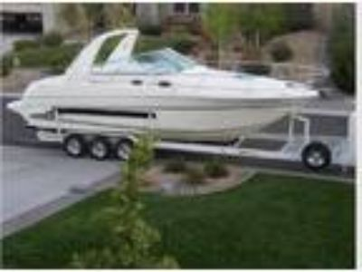 1997 Searay Sundancer 290