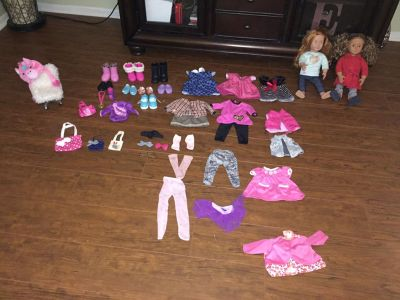 Our generation doll set