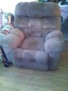 Easy chair recliner