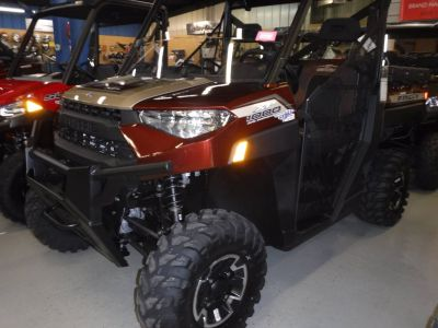 2019 Polaris Ranger XP 1000 EPS 20th Anniversary Limited Edition Side x Side Utility Vehicles Hermitage, PA