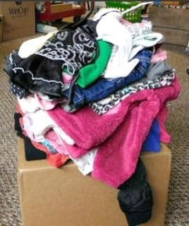 Mystery Variety Pile of Baby & Toddler Clothes to SELL!!!