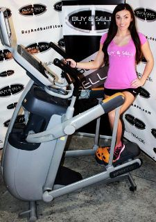 Cybex Arc Trainers, Precor AMTs, Keiser M3 Spin Bikes, Stairmaster Stepmills
