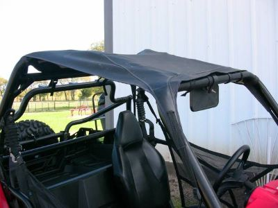 Side Nets and material top for Polaris RZR (Italy TX)