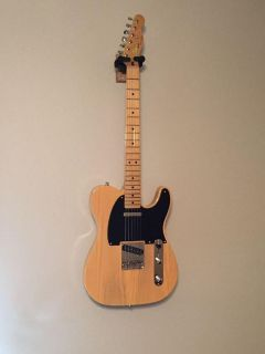 Squier Classic Vibe 50s Telecaster Electric Guitar with SKB FS6 Hard Case
