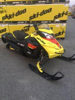 2015 Ski-Doo MX Z X-RS 600 H.O. E-TEC E.S., Ice Ripper XT Trail Sport Snowmobiles Wasilla, AK