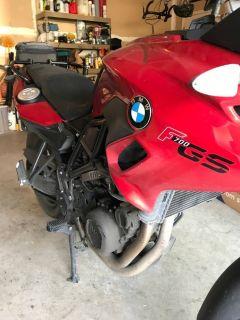 2013 BMW F 700 GS