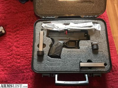 For Sale/Trade: New Springfield XDS 3.3 45 ACP