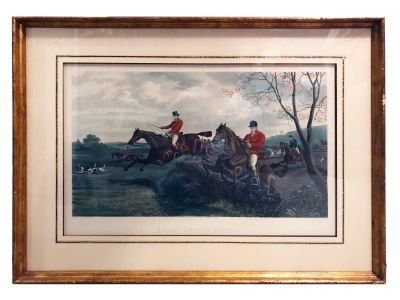 Sheldon Williams Fast Twenty Minutes Hunting Scene