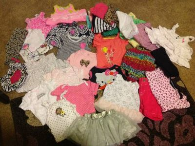 SUPER CUTE BABY GIRL CLOTHES (San Marcos )