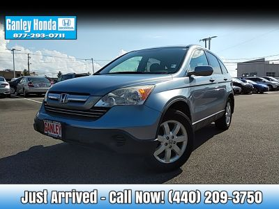 2007 Honda CR-V EX-L (Glacier Blue Metallic)