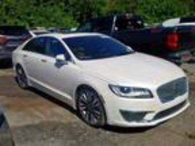 Salvage 2018 LINCOLN MKZ RESERVE for Sale