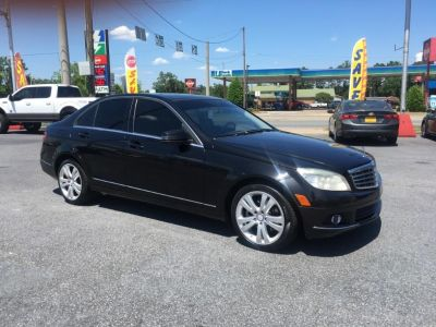 2011 Mercedes-Benz C-Class C300 Luxury (Black)