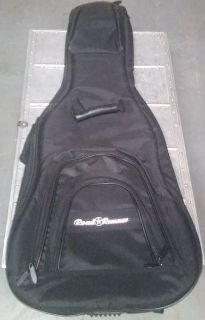 Road Runner Roadster Deluxe Electric Guitar Soft Case Gig Bag