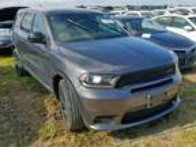 Salvage 2019 DODGE DURANGO GT for Sale