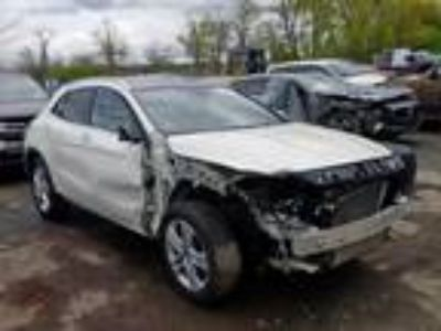 Salvage 2018 MERCEDES-BENZ GLA 250 4MATIC for Sale