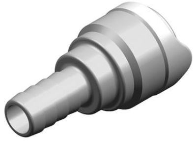 Sell Whale WX1544B TUBE TO HOSE CONNECTOR 1/2IN motorcycle in Stuart, Florida, US, for US $21.41
