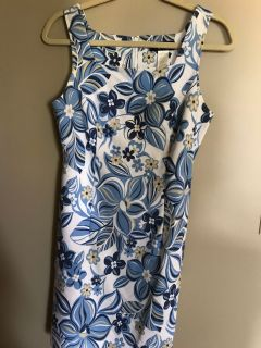 City Triangles size 5 fitted dress