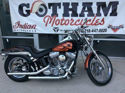 2002 Harley Davidson FXST Cruiser Motorcycles Staten Island, NY