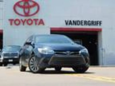 2017 Toyota Camry XLE NAVIGATION LEATHER SUNROOF