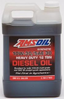 $1 Amsoil OE Synthetic 15W-40 Heavy Duty Diesel Oil