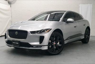 2019 Jaguar I-Pace HSE (INDUS SILVER)