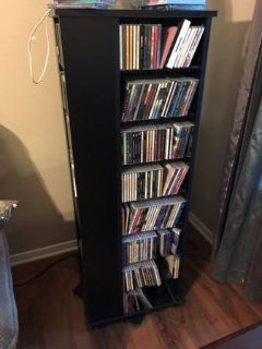 REDUCED TODAY Cabinet CD - DVD Media Cabinet