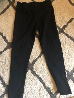 Black legging/pants
