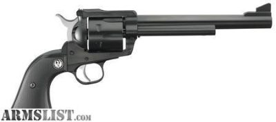 For Sale: RUGER BLACKHAWK 357 MAG 6.5""