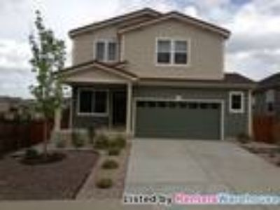 The Meadows-Castle Rock Four BR home