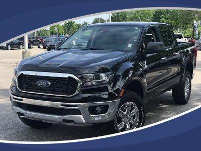 2019 Ford Ranger (Shadow Black)