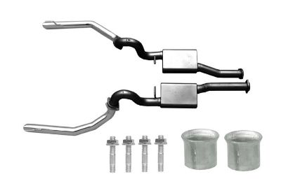 "Sell 1996-2004 FORD MUSTANG GT 1996-1998 COBRA 3"" (MAC) CAT-BACK EXHAUST KIT motorcycle in Lawrenceville, Georgia, US, for US $419.95"