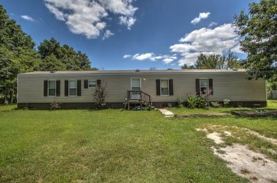 PRICE REDUCED!! 3 Bedroom 2 Bath on just over an acre
