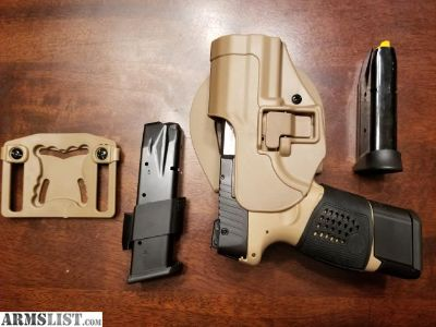 For Sale: Taurus PT111Gen2 FDE with accessories