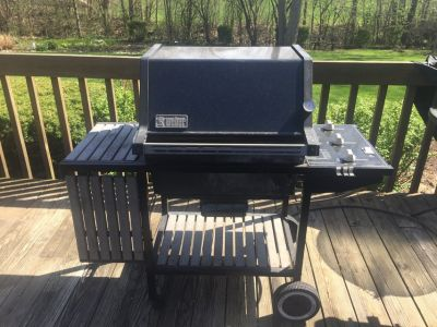 Weber Grill Natural Gas