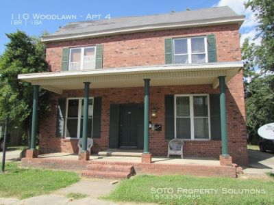 1 BD/ 1 BA apartment located near downtown Sikeston