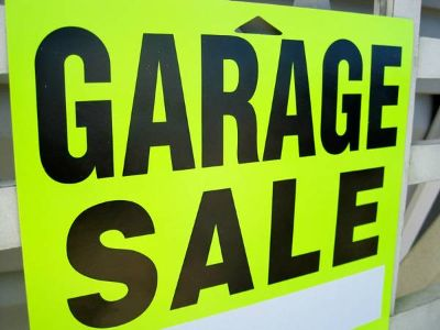 I will collect your left over Garage Sale Items