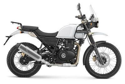 2018 Royal Enfield Himalayan 411 EFI Dual Purpose Motorcycles Indianapolis, IN