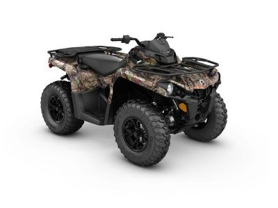 2017 Can-Am Outlander DPS 450 Utility ATVs Honeyville, UT