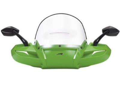 Find Arctic Cat 2009-2013 ATV WindPro Quick Attach Touring Windshield Green 1436-236 motorcycle in Sauk Centre, Minnesota, US, for US $212.99
