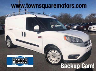 2016 RAM PROMASTER CITY SLT Cargo Van (White)