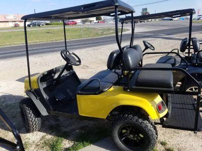 2018 E-Z GO GOLF CART EZ GO Golf Cart Golf Golf Carts Waco, TX