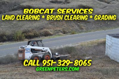 Brush and Land Clearing Services Murrieta